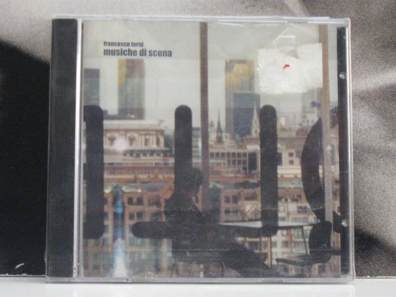 Francesco Forni</br>&#8220;Musiche di Scena&#8221;