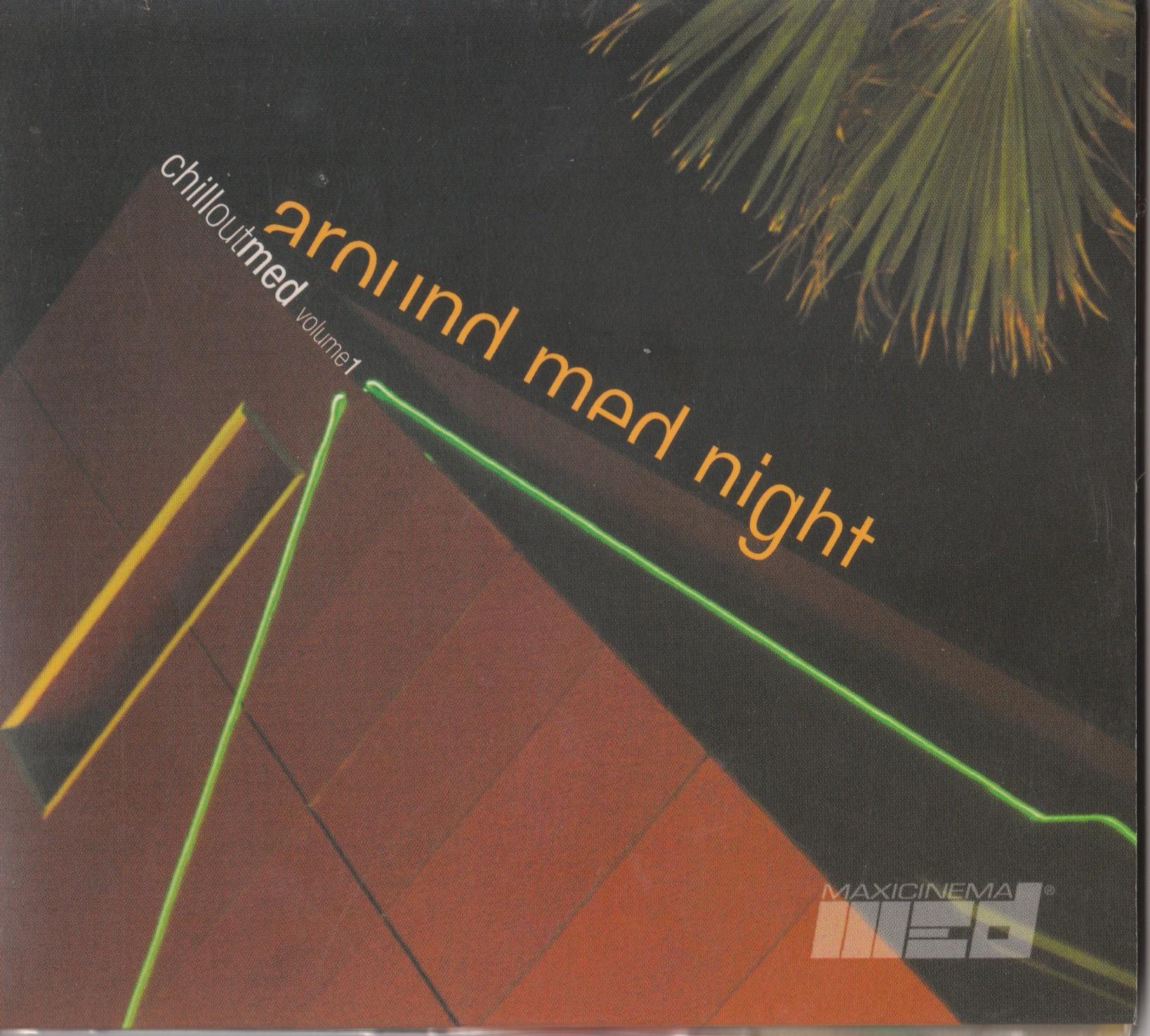 "Bungt&Bangt,Francesco Forni,Swaroopa</br>""Around MED Night"""