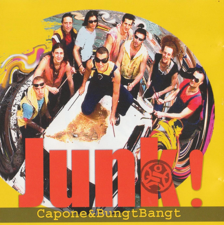 Capone&#038;BungtBangt</br>&#8220;Junk&#8221;